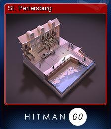 Hitman GO Definitive Edition Card 7