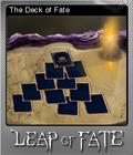 Leap of Fate Foil 6