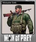 Man Of Prey Foil 3