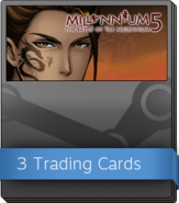 Millennium 5 - The Battle of the Millennium Booster Pack