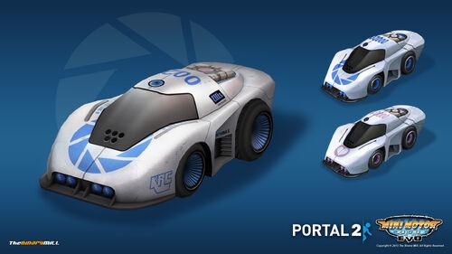 Mini Motor Racing EVO Artwork 5