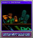 Retro City Rampage Foil 12