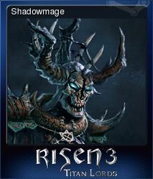 Risen 3 - Titan Lords Card 5