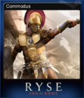 Ryse Son of Rome Card 03