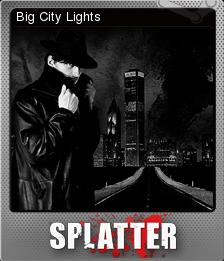 Splatter - Blood Red Edition Foil 7