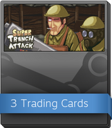 Super Trench Attack Booster Pack