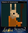 The Last Door Season 2 - Collector's Edition Card 6