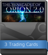 The Renegades of Orion 2.0 Booster Pack