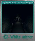 White Mirror Foil 4