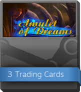 Amulet of Dreams Booster Pack