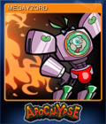 Apocalypse Party's Over Card 4