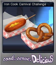 Cook Serve Delicious Foil 2