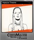 Corto Maltese Secrets of Venice Foil 6