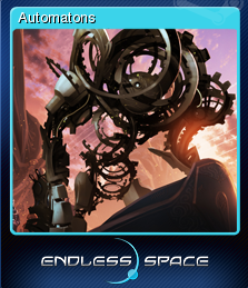 Endless Space Card 1