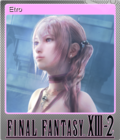 FINAL FANTASY XIII-2 Foil 3