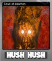 Hush Hush - Unlimited Survival Horror Foil 13