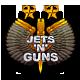 Jets'n'Guns Gold Badge Foil
