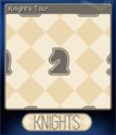 KNIGHTS Card 2