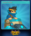 Magic Quest Card 10