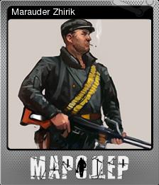 Marauder Foil 5