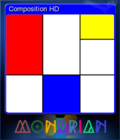 Mondrian - Abstraction in Beauty Card 3