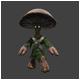 Mushroom Men Truffle Trouble Badge 1