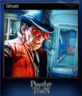 Mystery Masters Psycho Train Deluxe Edition Card 1