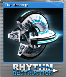 Rhythm Destruction Foil 3