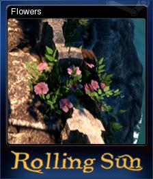 Rolling Sun Card 2