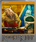 Rooks Keep Card 01 Foil