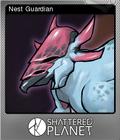 Shattered Planet Foil 3
