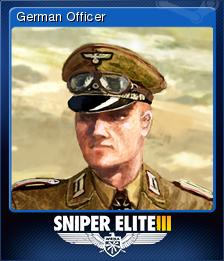 Sniper Elite 3 Card 4