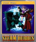 Steam Heroes Foil 12