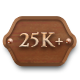 Steam Winter 2018 Knick-Knack Collector Badge 25000