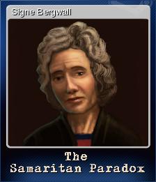 The Samaritan Paradox Card 10