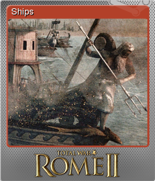 Total War Rome II Foil 4