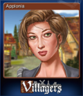 Villagers Card 1