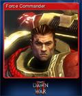 Warhammer 40,000 Dawn of War II Card 9