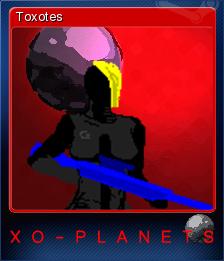 XO-Planets Card 2