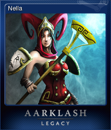 Aarklash Legacy Card 1