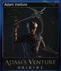 Adam's Venture Origins Card 1