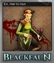 Blackfaun Foil 3