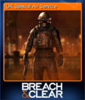Breach & Clear Card 2
