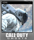 Call of Duty Ghosts Multiplayer Foil 11