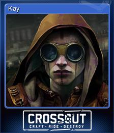 Crossout Card 5