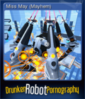 Drunken Robot Pornography Card 3