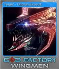 GoD Factory Wingmen Foil 3
