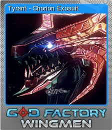 GoD Factory Wingmen Foil 3