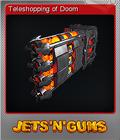 Jets'n'Guns Gold Foil 6