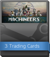 Machineers - Episode 1 Tivoli Town Booster Pack